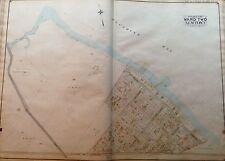 1908 E. Belcher Hyde Corona Future Laguardia Airport Queens Ny Plat Atlas Map