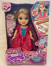 My First Zuru Sparkle Girlz - Sing Along Sparkle Tots - Doll - 3+ - Brand New