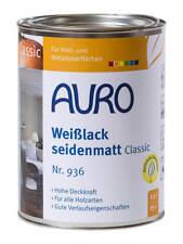 Auro Weißlack Classic seidenmatt 2,5 l