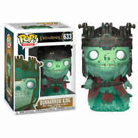"""THE LORD OF THE RINGS DUNHARROW KING 3.75"""" POP VINYL FIGURE FUNKO 633 POP MOVIES"""