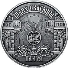 Belarus / Weißrussland - 20 Rubles Skaryna's Way Padua