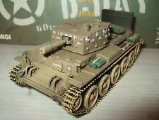 Corgi CC60603 Cruiser Tank Mkv111 Centaur 1V 95mm Varient, RM Support in 1:50.