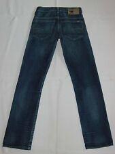 G-Star Jeans Mod. 3301 Straight 28/32 blau Vintage!