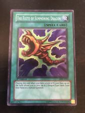 The Flute Of Summoning Dragon Yugioh Card Genuine Yu-Gi-Oh Trading Card