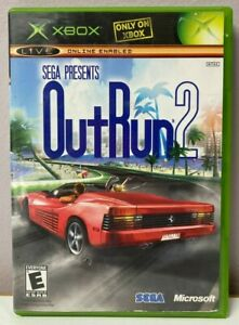 OutRun 2 (Microsoft Xbox, 2004) Complete Game Compatible w/ 360