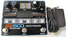electro harmonix guitar looper sampler pedals for sale ebay. Black Bedroom Furniture Sets. Home Design Ideas