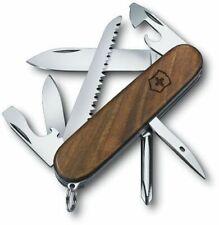 Victorinox Swiss Army Classic Hiker Walnut Wood 91mm 1.4611.63US2