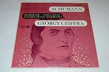 Schumann~Symphonic Etudes~Toccata in C Major~Gyorgy Cziffra~Decca DL710115