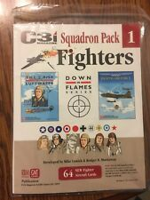 C3i SQUADRON PACK 1 - FIGHTERS - GMT Games!