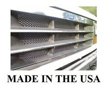 CHROME MESH GRILLE GRILL KIT For FORD EXPLORER 91 92 93 94 1991 1992 1993 1994