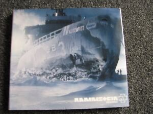 Rammstein Rosenrot CD-Digipack-2005 EU-Germany