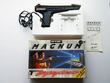 RARE Sinclair ZX Spectrum 48k LIGHT GUN Magnum Light Phaser Boxed Pistolet