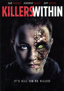 Killers Within (DVD) **New**