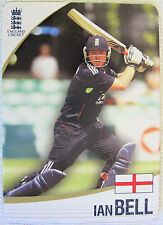 ASHES 2010/11 CRICKET CARD -  IAN BELL #24 of 32