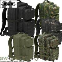 BWuM ASSAULT PACK COOPER 30L / 50L US ARMY RUCKSACK OUTDOOR TREKKING BW TASCHE