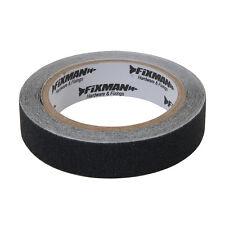 Antirutsch Klebeband 5 m x 24 mm Schwarz Grip-Tape rutschfest 12803