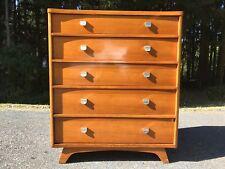 Kent Coffey Dresser The Archer Mid Century Modern Vintage Dresser Highboy Wood