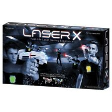 Laser X Real-Life Laser Gaming Experience Set Lighting Effects for Two Players