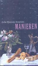 Manieren. Erfolgsausgabe von Asfa-Wossen Asserate (Gebundene Ausgabe)