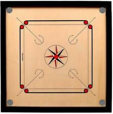 Carrom Board Medium Size Wooden 26 inches  with Coinset, Striker and Powder