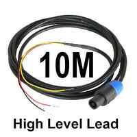 10M Neutrik Speakon High Level Lead for REL & MJ Subwoofer