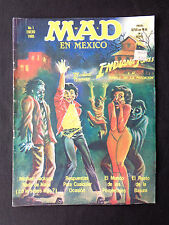 Mad Magazine En Mexico 1 vol 2 Michael Jackson Cover Extremely rare