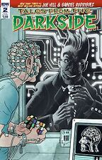 TALES FROM THE DARKSIDE #2 SUBSCRIPTION COVER