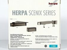 Herpa Wings Airport Accessories : Apron Boarding Station 1:500 (520553)