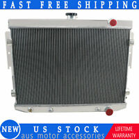 Details about  /3 Row Perf Champion Radiator for 1973 1974 Plymouth Roadrunner V8 Engine