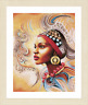 Lanarte Counted Cross Stitch Kit (Aida) -  Mother Africa - PN-0167128