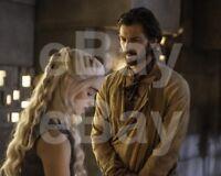 Game of Thrones (TV) Michiel Huisman, Emilia Clarke 10x8 Photo