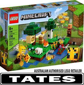 LEGO 21165 The Bee Farm - Minecraft from Tates Toyworld