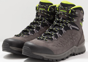 LOWA GTX Gore-Tex Mid Suede Trekking walking  Shoes Hiking Boots UK9