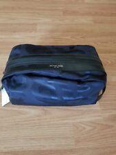 Michael Kors Blue Camo toiletry bag - BNWT