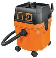 "FEIN 92028236090 Industrial Wet/Dry Vacuum, Hose Dia. 1-3/8"", Standard Filter,"