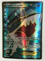Sharpedo EX FULL ART ULTRA RARE 152/160 Pokemon TCG XY Primal Clash Holo NM