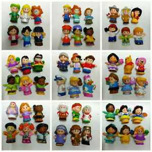 150 Kinds More Little People Dinsey Family Job Christmas Figures -Your Choice