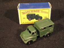 Vintage Matchbox #68 Austin MK 2 Wireless Radio Truck NMIB