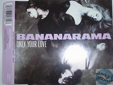 BANANARAMA ONLY YOUR LOVE GERMANY MAXI CD