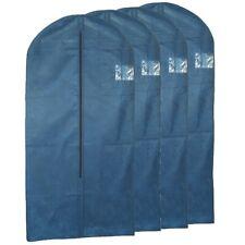 4x Kleidersäcke Kleiderhüllen Schutzhülle Kleiderschutzhüllen mit Reißverschluss