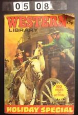 Western Picture Library Comic Holiday Special. 194 pages.