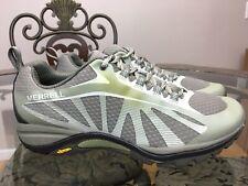 Merrell Women  Trail Hiking Shoes Sz 10 M Gray  # 11
