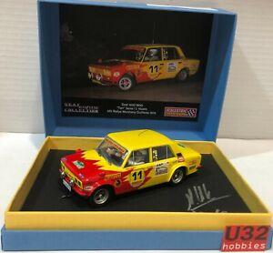 Scalextric passion SC003 Seat 1430 1800 Rallye Montseny Guilleries 1976 T. Serra