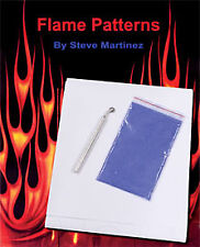 Bag of Flames - The original flame stencil kit