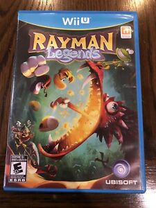 Rayman Legends (Nintendo Wii U, 2013) Complete And Tested