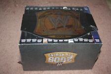 WWE - 2005 Collectors Edition Box Set (DVD, 2006, 15-Disc Set) *Brand New*
