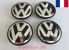 Centre de roue volkswagen vw 65mm x4