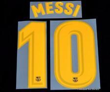 Barcelone Messi 10 2017/18 football shirt Nom/Numéro de série SPORTING ID adulte Home