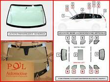 WINDSCREEN GLASS CRYSTAL AUTOBIANCHI Y10 FROM 11 1992 ON VERDE 01900