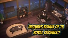 Acn H New Horizons -�Black Deluxe Luxury Living Room Kitchen Furniture Set�
